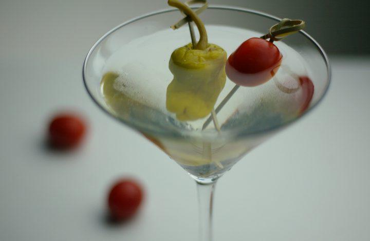 Stil de Grain Martini